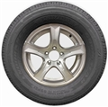 Goodyear Endurance ST205/75R15 D 2150# 65PSI, Silver Thoroughbred