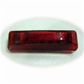 Clearance Light - Red LED, 2-Prong Plug-In