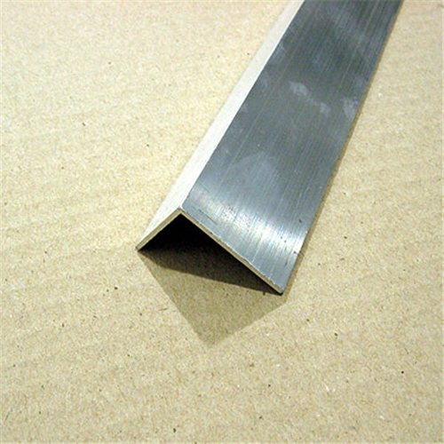 "ALU TRM ANG 1"" x 1-1/2"" 8 FT SECTION"